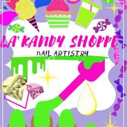 KandyshoppeNails, Text 9802936371 for location, Charlotte, 28269