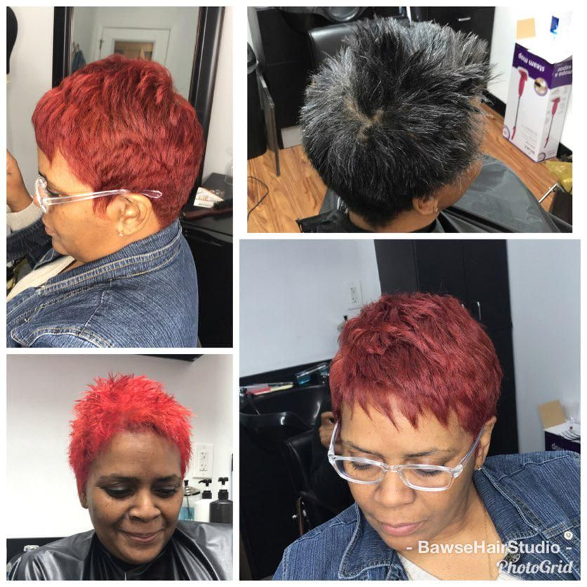 Hair Salon - Bawse Hair Studio