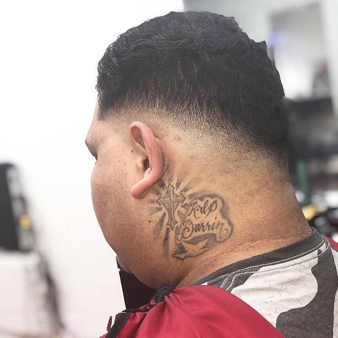 Barbershop, Hair Salon - Fresh N Blessed