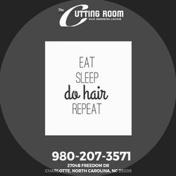 The Cutting Room Hair Grooming Lounge, 2704 Freedom Dr, Charlotte, 28208
