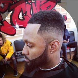 Exotic Cutz Barbershop Gotti Da Barber, 2204 Fulton Street Between Easternpky And Rockaway Ave, 3477315394, Brooklyn, 11233