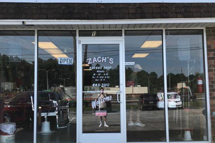 Zach's Barber Shop