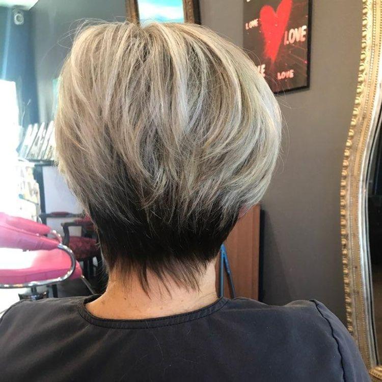 Short haircuts by Jill Hegarty