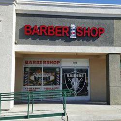 C A L V i N • K @ Masterpiece Barbershop 4, 2300 N. Rainbow Blvd #106, Las Vegas, 89108
