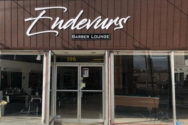 Endevurs Barber lounge