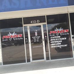 Phazes.  Cuts By Dewayne, 412 D North Sam Houston Parkway East, Houston, 77060