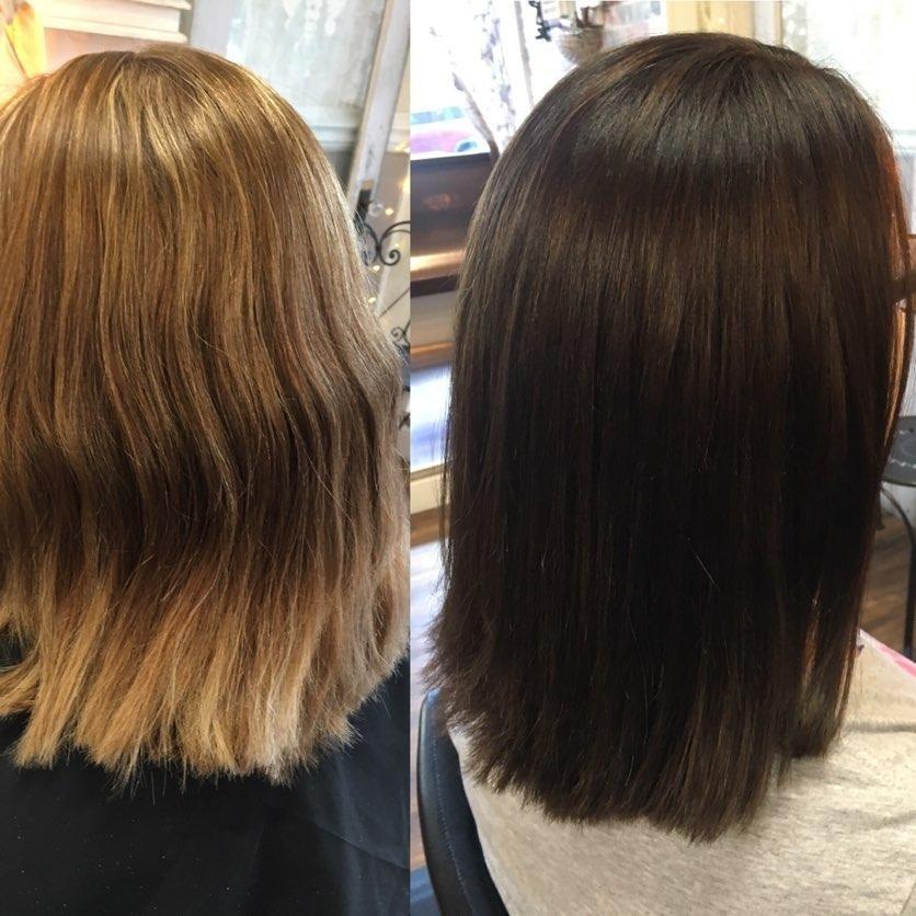 Hair Salon - Katie @ Mes Bon Amis Salon