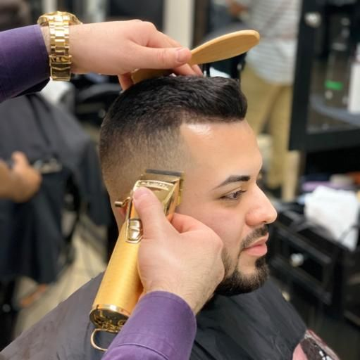 Hair Salon - Ahmed Saffo Salon And Barbershop