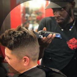 Ron The Barber, 330 W Burleigh Blvd, Tavares, 32778