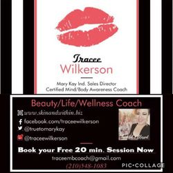 Tracee Wilkerson - Beauty Specialist, 306 Enchanted Dr, San Antonio, TX, 78216