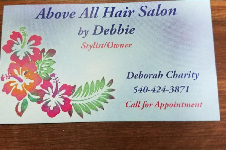 Above All Hair Salon By Debbie