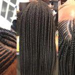 Nayram African braid