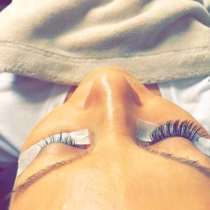 Eyebrows & Lashes - Karma Beauty Bar And Spa