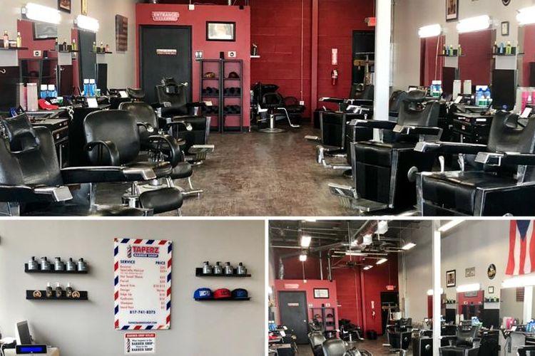 Taperz Barber Shop-Keller/Saginaw Barber Shop / Barber