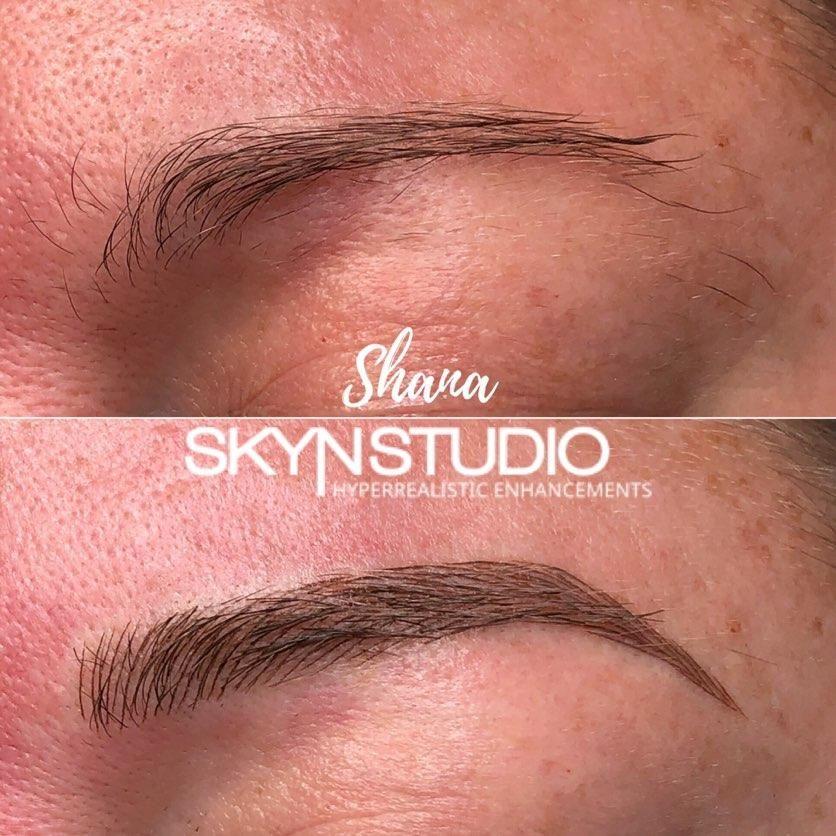 Tattoo Shops, Eyebrows & Lashes - SKYN STUDIO