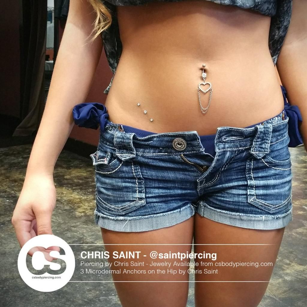 Tattoo Shops, Piercing - Body Piercing By Chris Saint