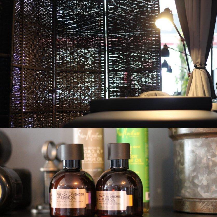 Massage - Fresh Men Spa Lounge