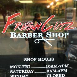 Fresh Cutz Barbershop, 172 Landing Rd., Roxbury, NJ, 07850