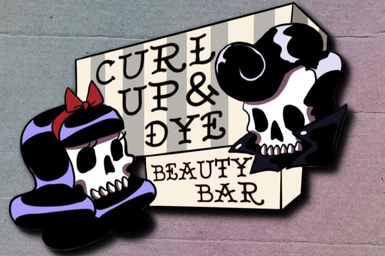 Curl Up & Dye Beauty Bar