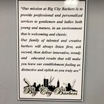 Big City Barbers