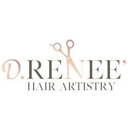 D. Renee Hair Artistry, 9331 Annapolis Road, Studio 306, Lanham, 20706