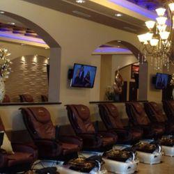Encore Nails & Salon, 7910 Wintergarden Vineland Road, Windermere, FL, 34786