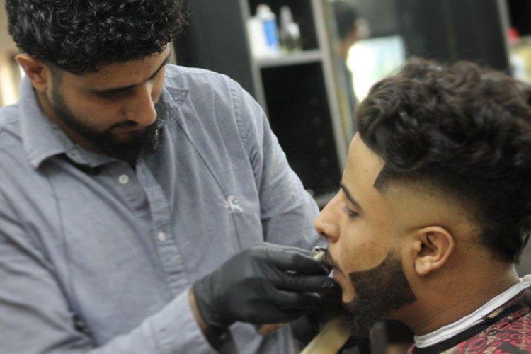 Fresh cuts Barbershop