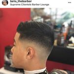 Beto The Barber - inspiration