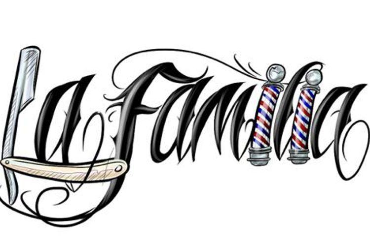 La Familia Barbershop J.Cruz