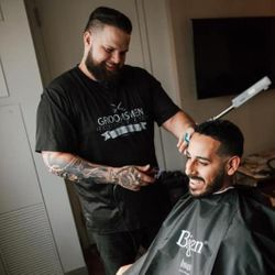 Kenny the barber, 10312 Bloomingdale Avenue, Riverview, 33578