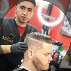 Andres The Barber, 2522 E North St, Greenville, 29615