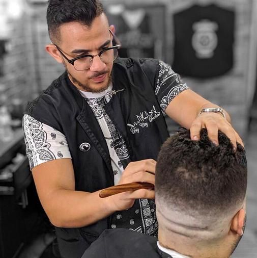 Barbershop - Johann