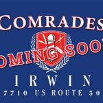 Comrades Barber Shop - Irwin