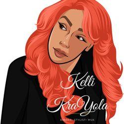 Krayola Hair Studios by Kelli Krayola, 1106 W Arbrook Blvd, 100-19, Arlington, 76015