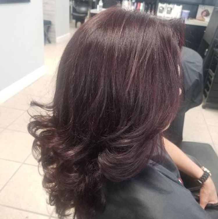 Hair by Chely