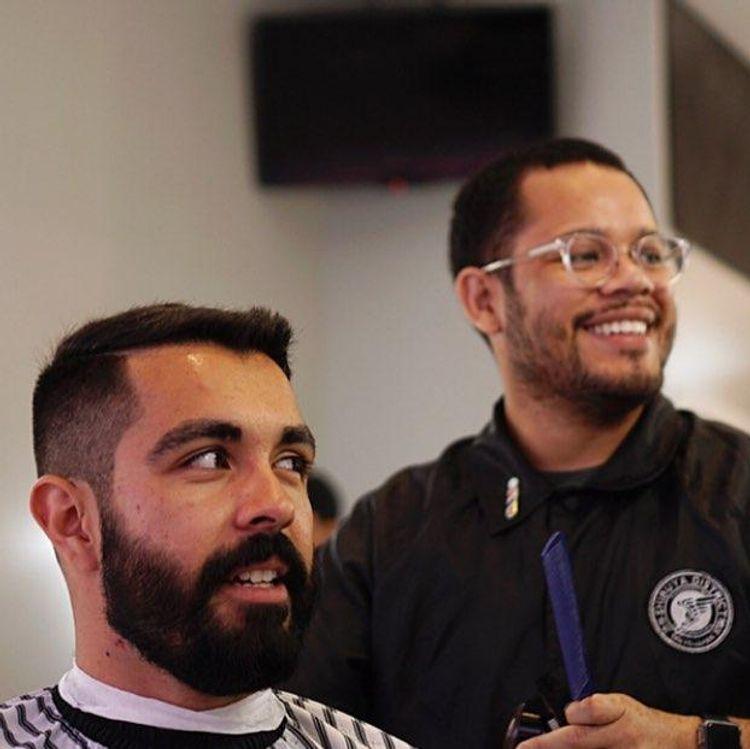 Barber: Ernesto