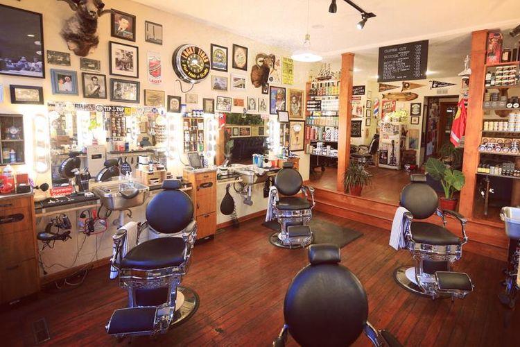 Graham's Barber Shop, Pittsburgh, PA - pricing, reviews