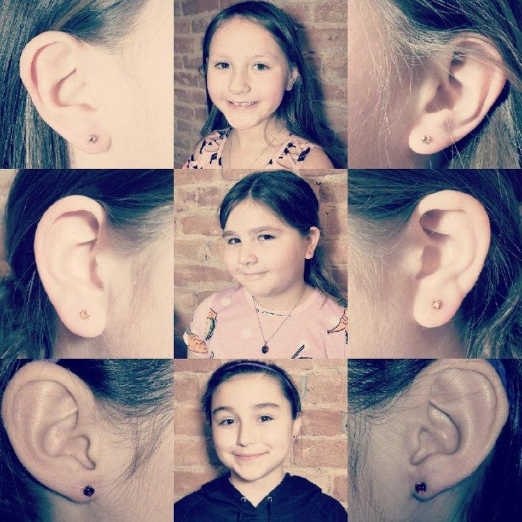 I also pierce children's lobes. Must be old enough to verbally consent fully (ussually 6 and older)