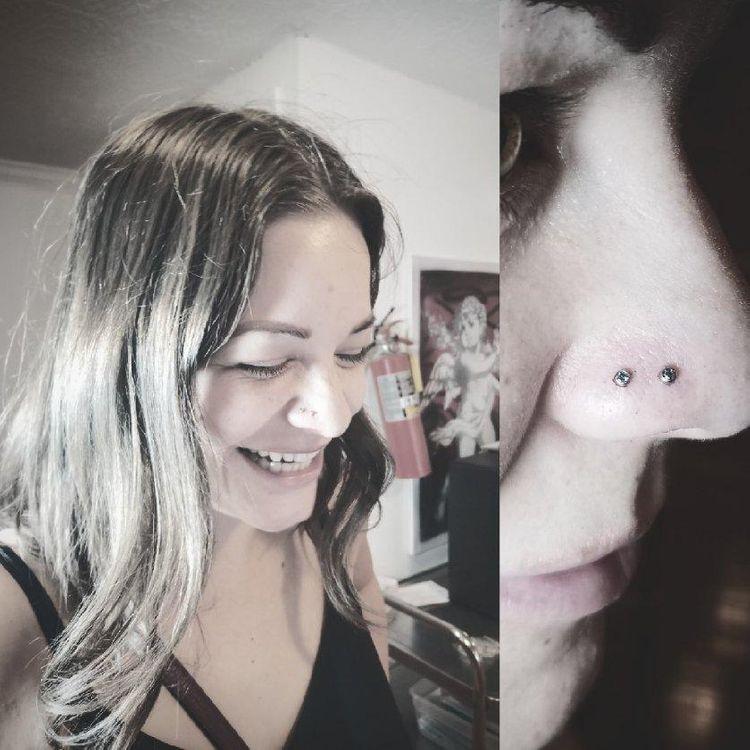 Double nostril