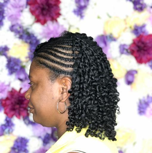 Hair Salon, Beauty Salon - Hairby_NekaNechelle