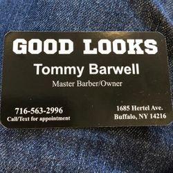 Good Looks Barbershop, 1685 Hertel Ave, Buffalo, 14216