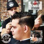 19 Hole Barber Shop - inspiration