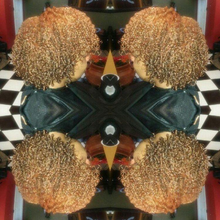 Color/Curl manipulation