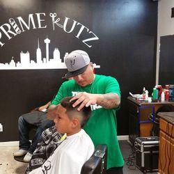 Ray Kutta @ Crux Barber Lounge, 8142 Shin Oak Dr, Live Oak, 78233
