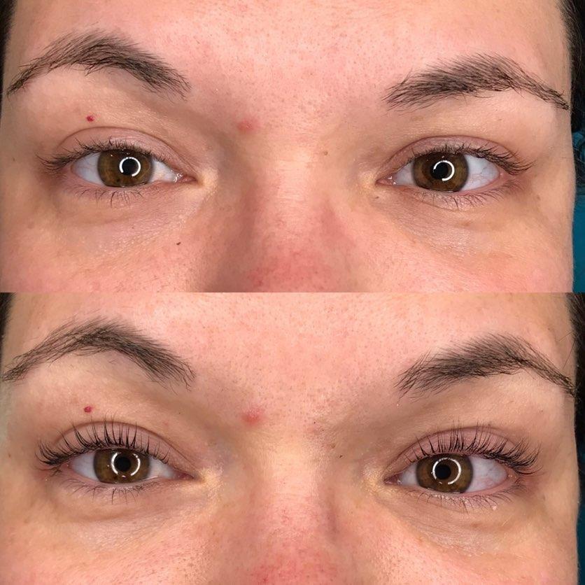 Eyebrows & Lashes - Jellis Nails & Skincare