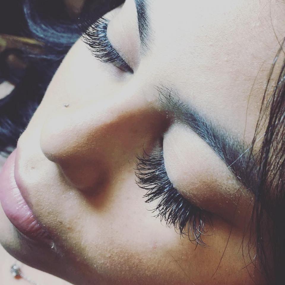 Eyebrows & Lashes - MahoganyLuxx
