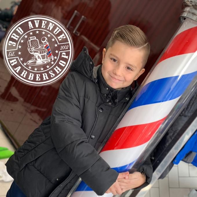 Barbershop, Hair Salon, Hair Removal - 3rd Avenue Barber Shop