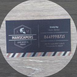 BNR Color Bar_MANSCAPERS, 2100 Poinsett Highway, Suite M, Greenville, 29609
