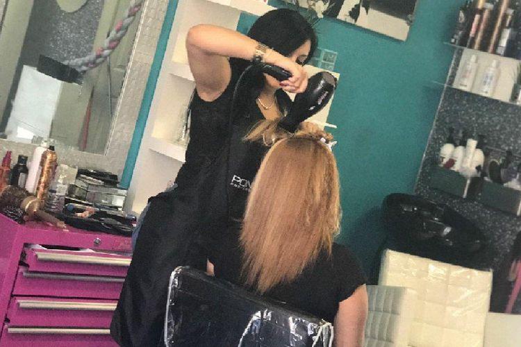 Lily Cruz Hair Artist