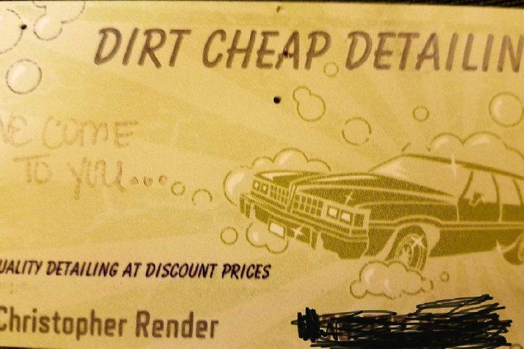 Dirt Cheap Detailing (we come to U!!)